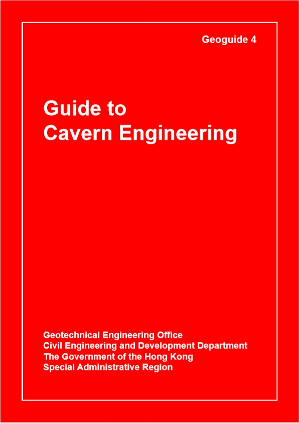 Guide to Cavern Engineering cover